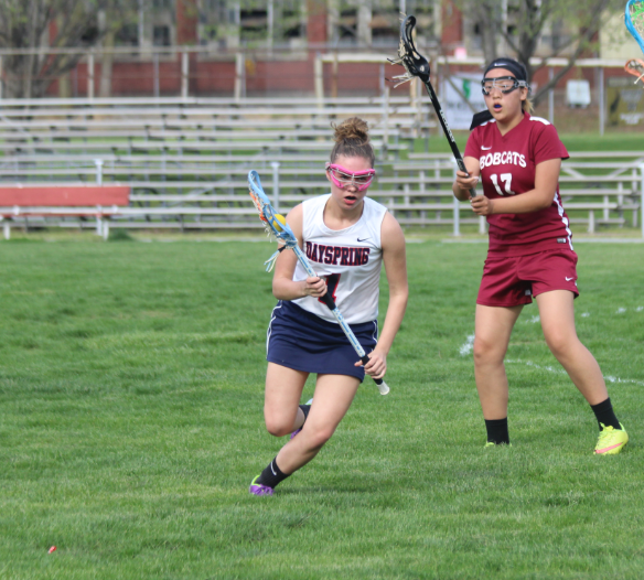 The Inside Track Lancaster Pa: Girls Lacrosse At Dayspring Christian Academy