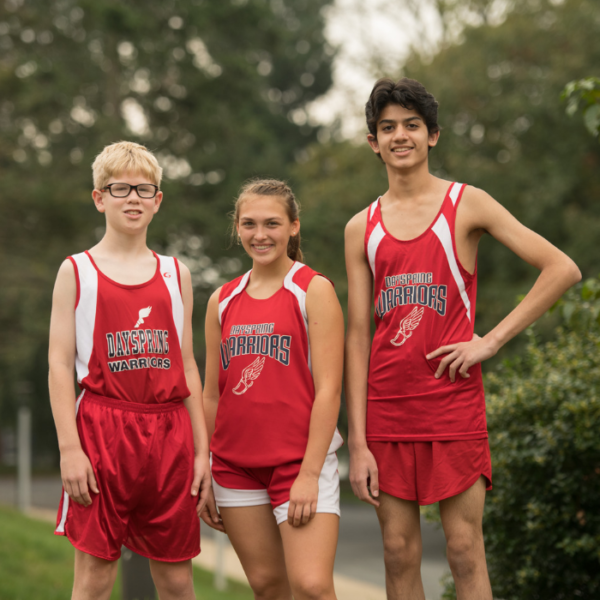 Register for High School Track at Dayspring Christian Academy.