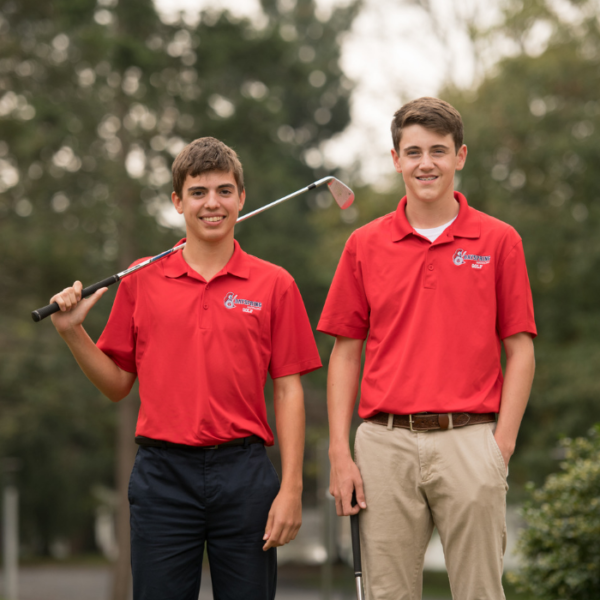 Register for high school golf at Dayspring Christian Academy.