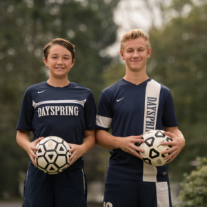 Register for High School Boys Soccer at Dayspring Christian Academy.
