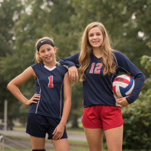 Register for Middle School Volleyball at Dayspring Christian Academy!