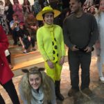 Dayspring christian academy students dress up for character day during spirit week 2017