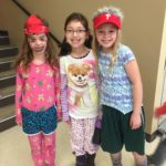 Dayspring Christian academy lower school students participate in wacky wednesday during spirit week