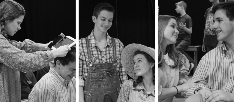 Dayspring Christian Academy presents Anne of Green Gables for their 2017 Spring Musical
