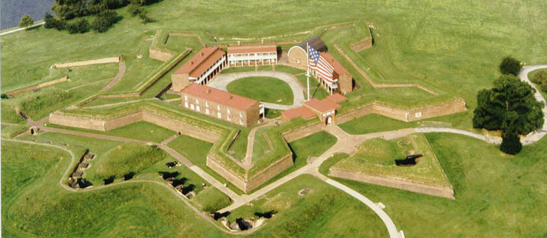 Credit: FOMC SM Team Fort McHenry aerial photo