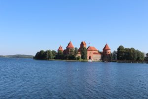 A Dayspring Student study abroad in Lithuania