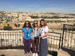 Three Dayspring Alumni make a return trip to Israel.