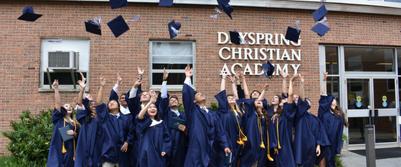 dayspring christian academy graduates
