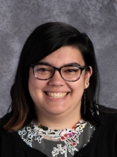Molly Harrison is a P139 aide and afterschool program director