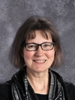 Donna Hurley is the director of curriculum and instruction
