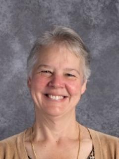 Bonnie Lucas is the lower school art teacher