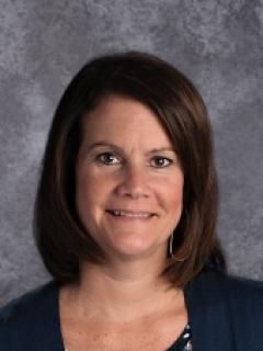 Jill Martin is the third grade teacher