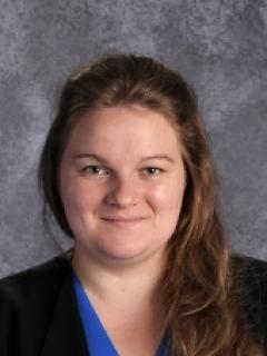Jenna Melton is an upper school teacher