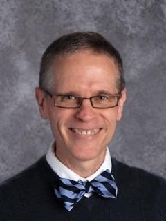 Eric Schwartz is an upper school teacher