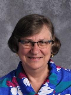 Substitute Coordinator Judy Sykes