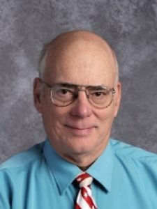 Ed Sykes is an upper school teacher