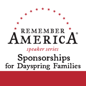 Remember America Family Sponsorships