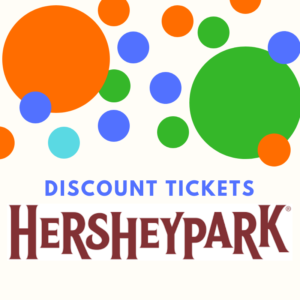 Discount Hersheypark Tickets