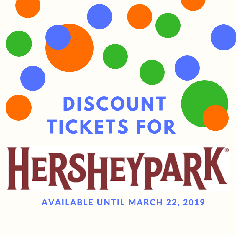Discount Admission To Hersheypark Dayspring Christian Academy