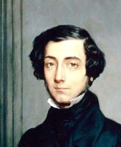 {{PD-US-expired}} Oil on Canvas image of Alexis de Tocqueville by Théodore Chassériau