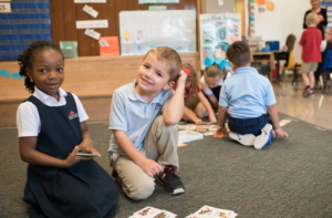Christian Kindergarten in Lancaster, PA Children Learn Together