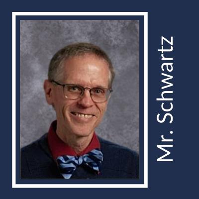 Mr. Schwartz Honors High School Teacher