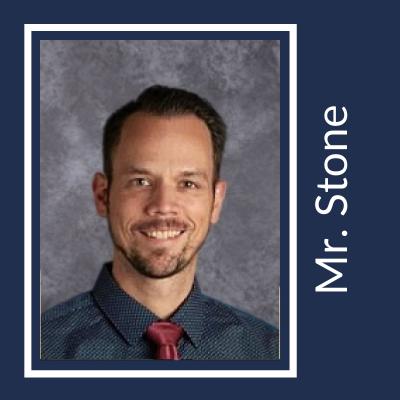 Mr. Stone Honors High School Teacher