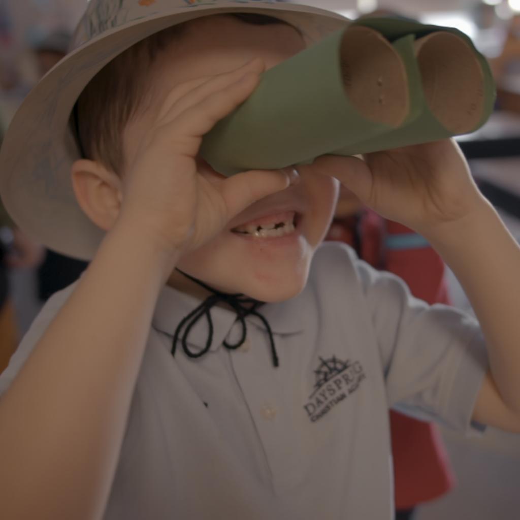 Christian Kindergarten in Lancaster, PA Imagination Activity